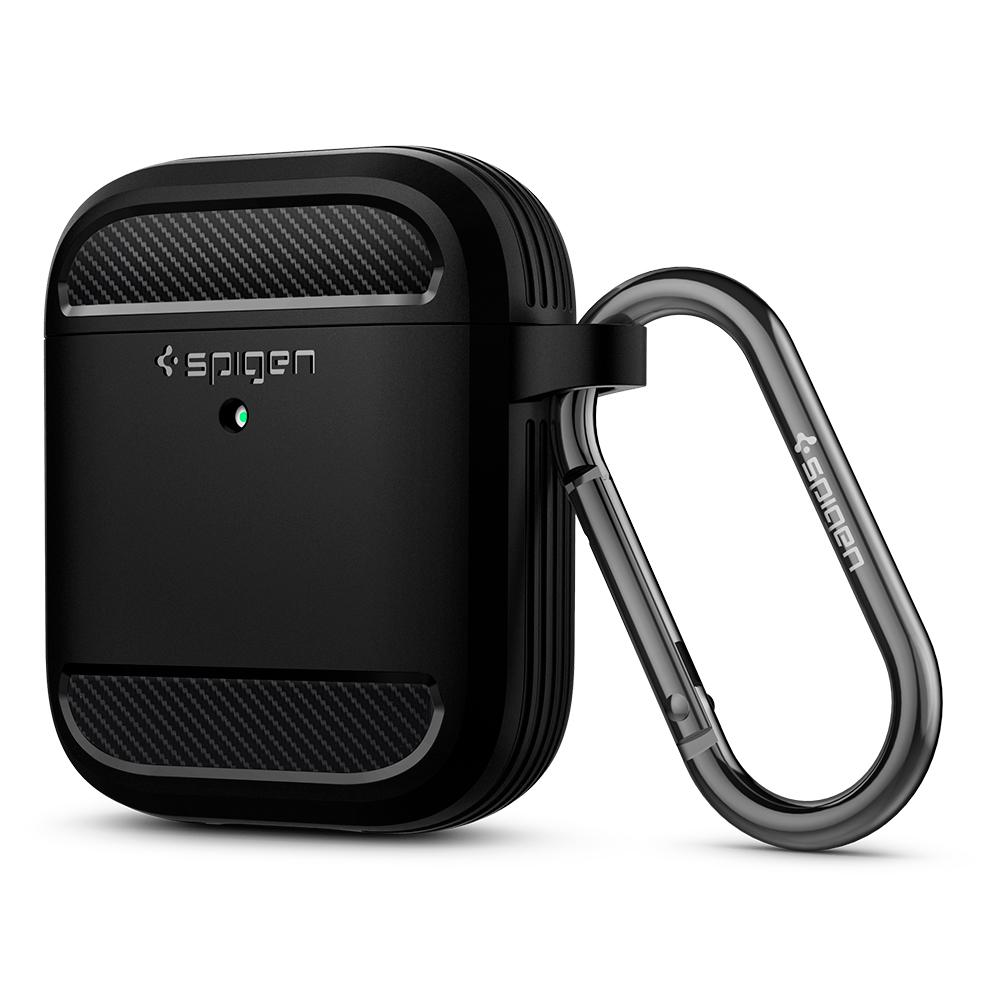 Ốp Apple AirPods 1/2 SPigen Rugged Armor