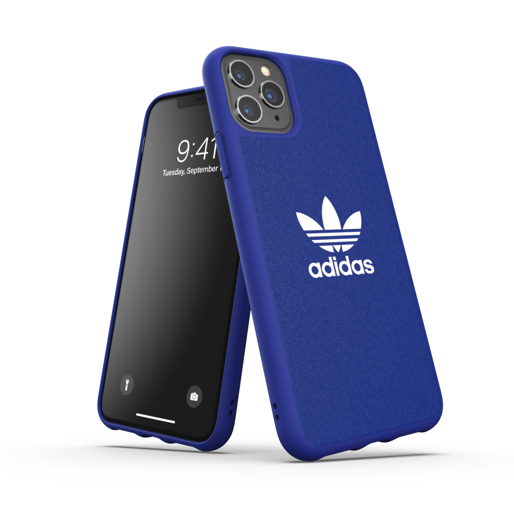Ốp Lưng Adidas iPhone 11 Pro Max OR Moulded Case CANVAS FW19
