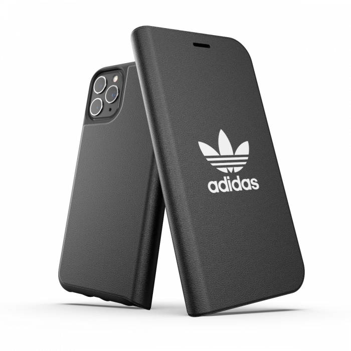 Ốp Adidas iPhone 11 pro Max OR Booklet BASIC FW19
