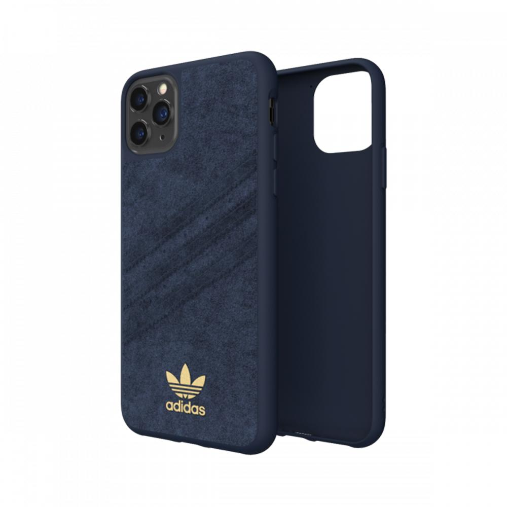 Ốp Adidas iPhone 11 pro Max OR Moulded Ultrasuede FW19