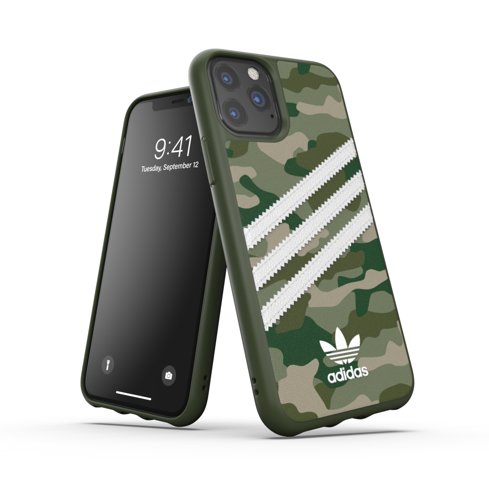 Ốp Lưng Adidas iPhone 11 Pro OR Moulded Case CAMO WOMAN FW19