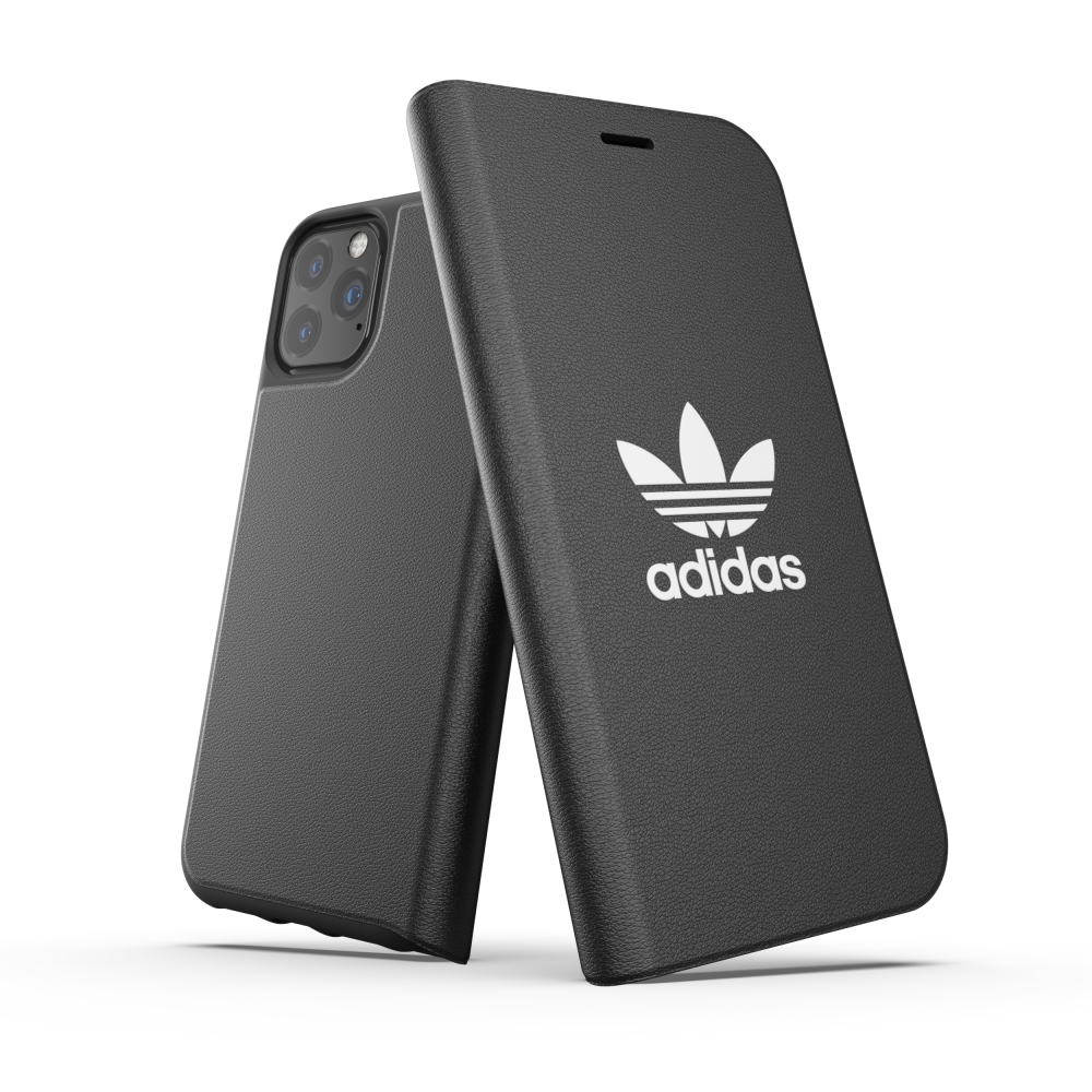 Ốp Lưng Adidas iPhone 11 Pro OR Booklet Case BASIC FW19