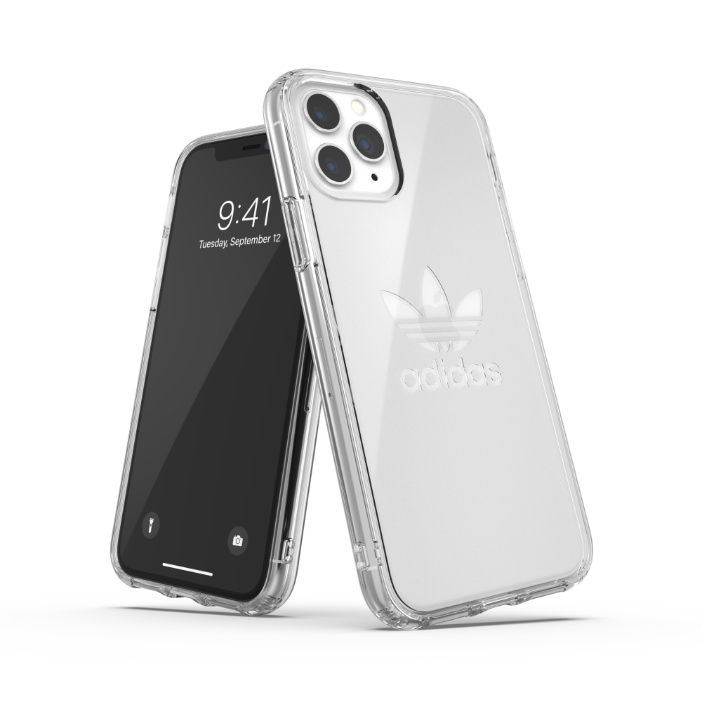 Ốp Lưng Adidas iPhone 11 Pro OR Protective Clear Case Big Logo FW19