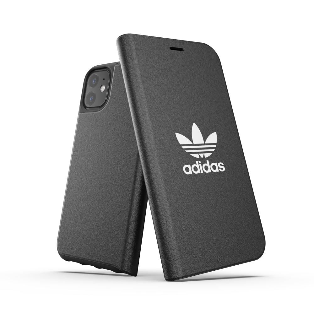 Ốp Lưng Adidas iPhone 11 OR Booklet Case BASIC FW19