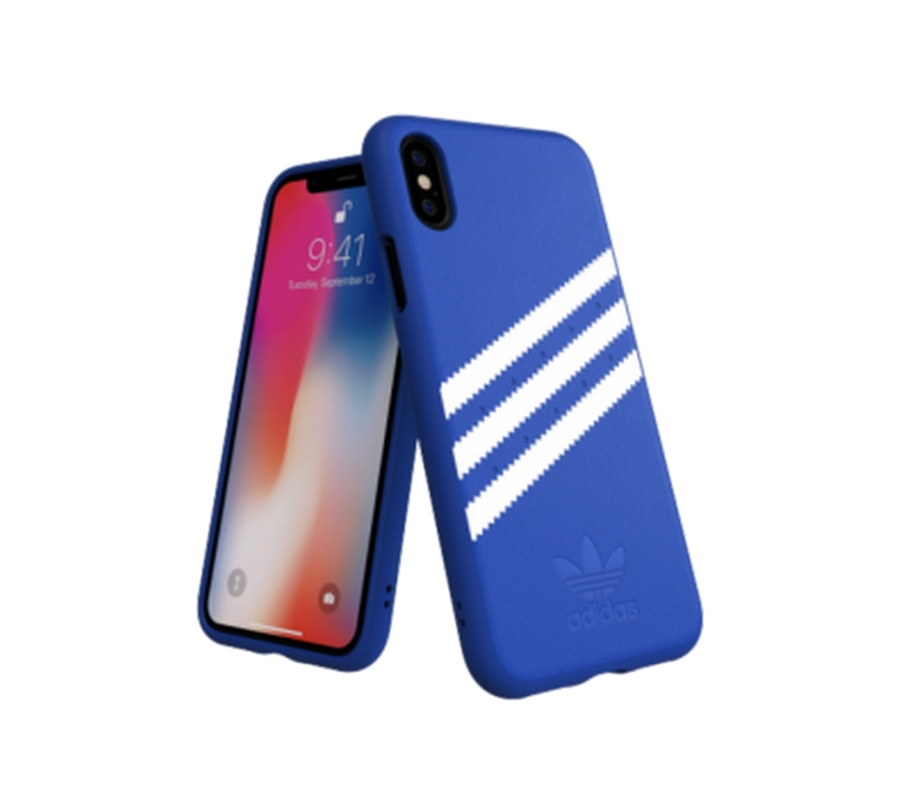 Ốp Iphone X/XS 3-Stripes Snap Adidas OR Moulded Case Gazelle