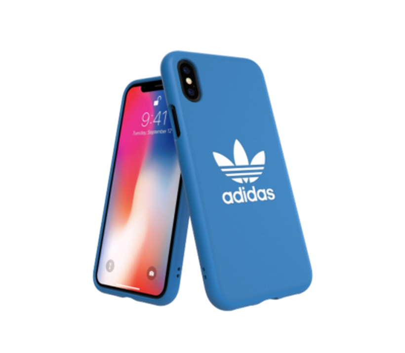 Ốp Iphone X/XS Trefoil Snap Adidas OR Moulded Case BASIC