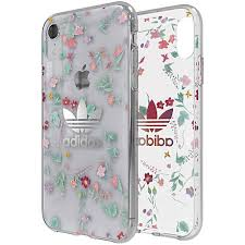 Ốp Lưng Adidas OR Clear - Graphic AOP iPhone X/XS Colourful