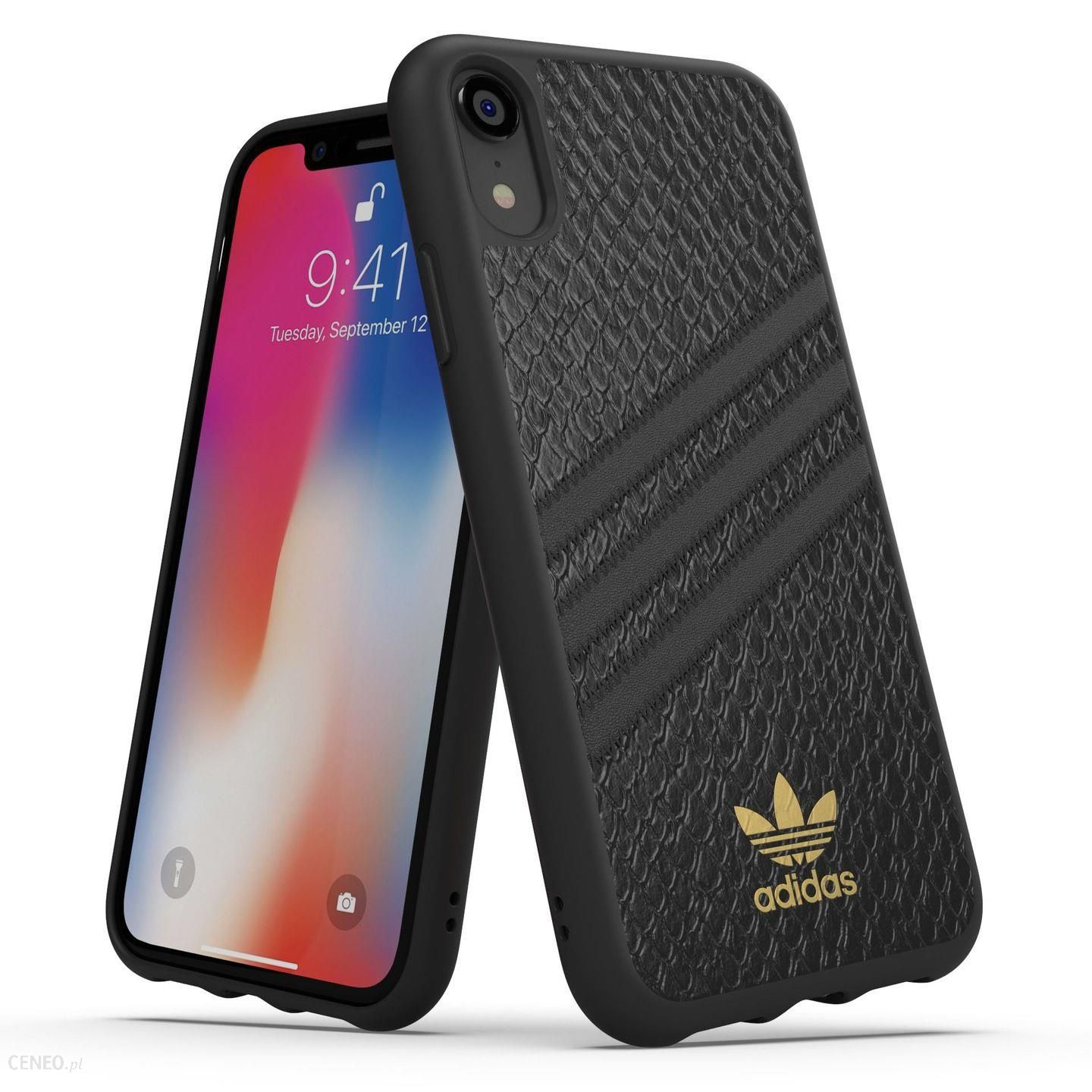 Ốp Lưng Adidas OR Moulded PU SNAKE iPhone XR