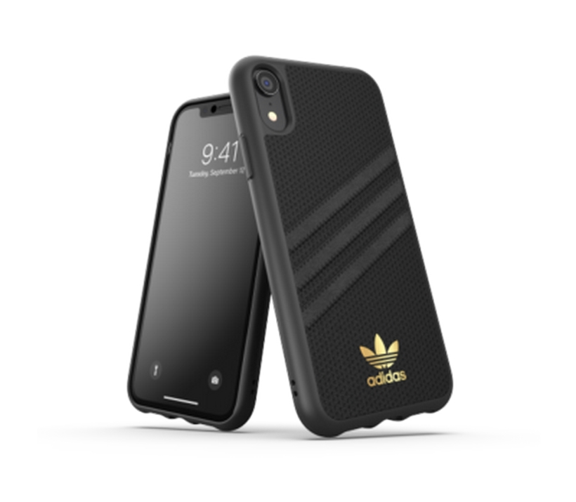 Ốp Iphone XR 3-Stripes Snap Adidas OR Moulded Case PU WOMEN