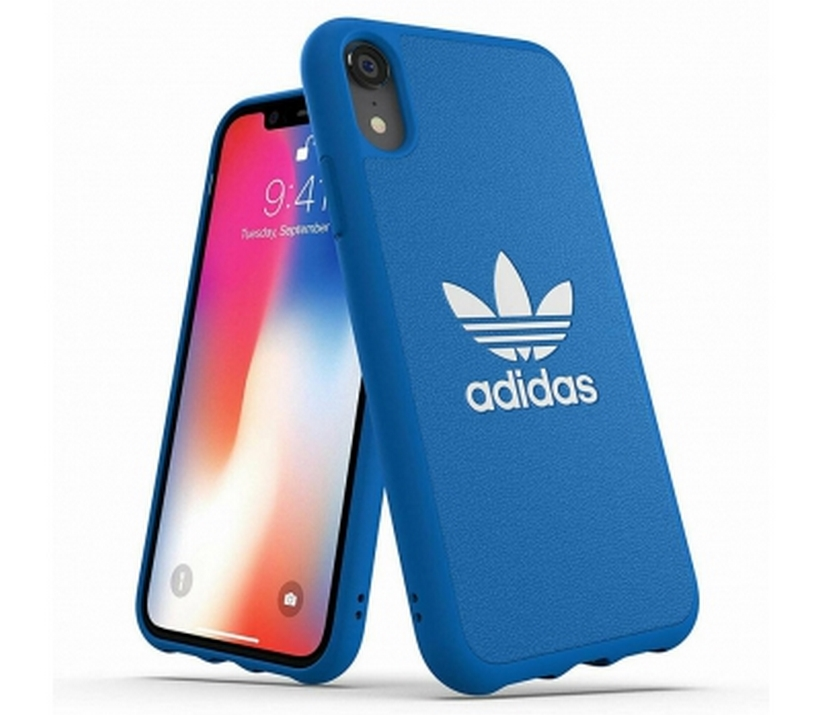Ốp Iphone XR Adidas OR Moulded Case Trefoil