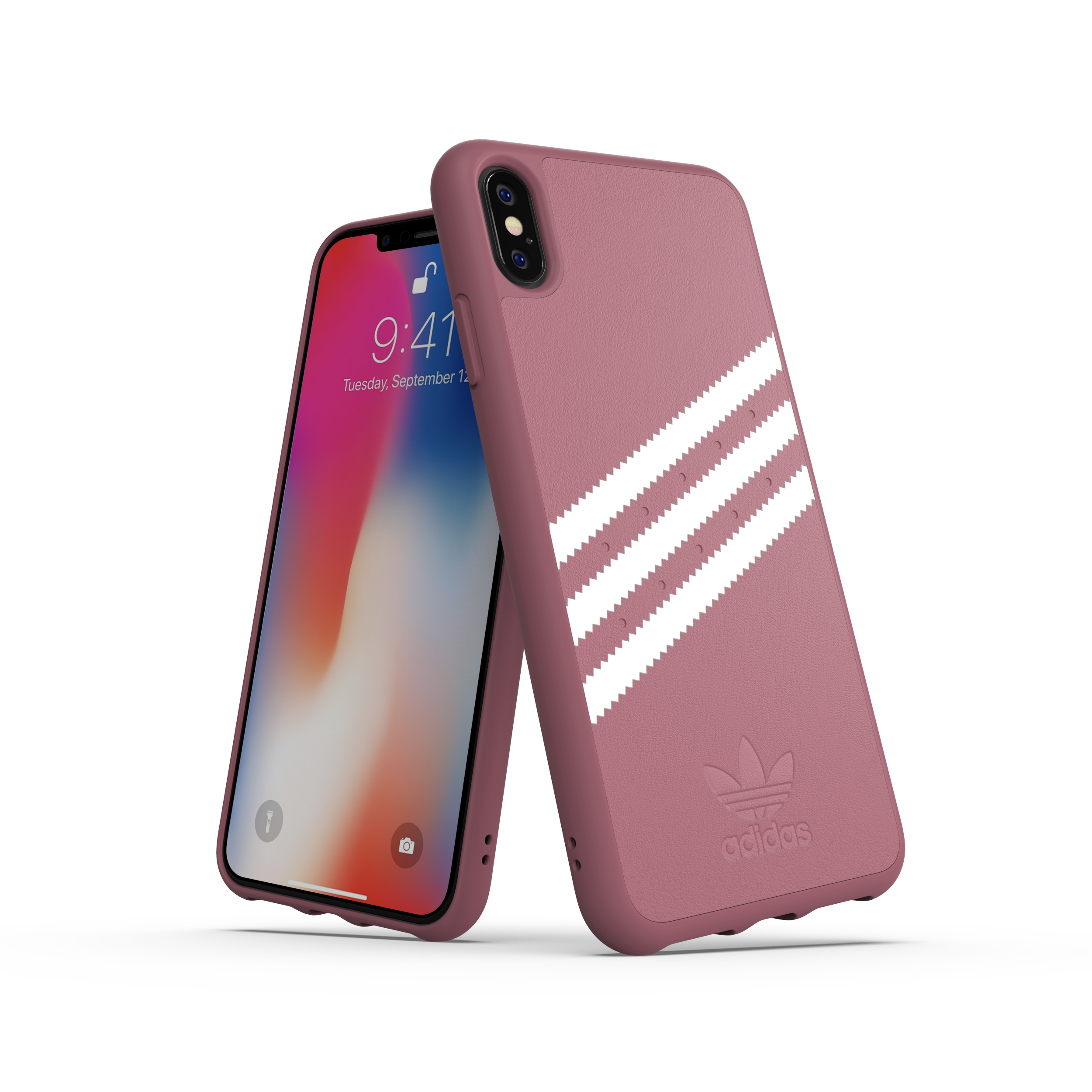 Ốp Lưng iPhone XS Max Adidas 3-STRIPES SNAP