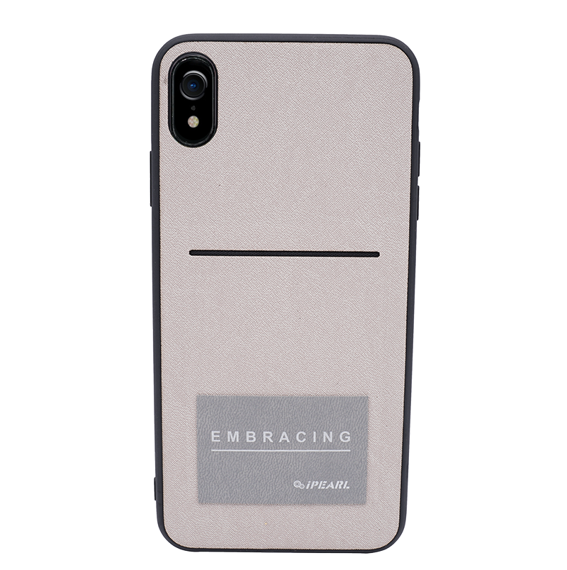 Ốp Iphone XR Ipearl Business Card Slot