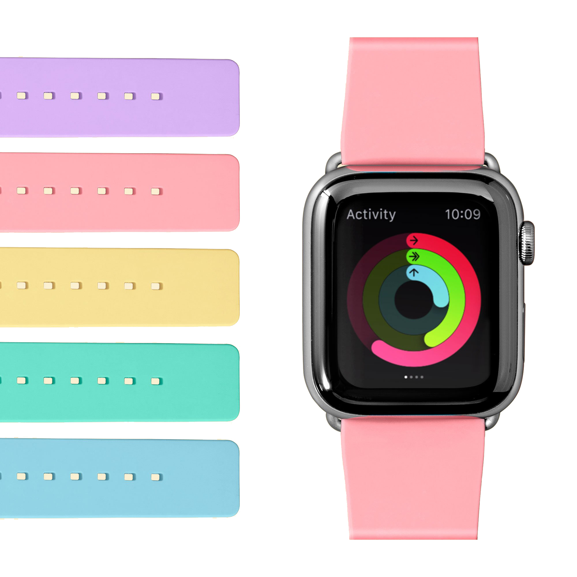 Dây Apple Watch Series 1/2/3/4/5/6/SE LAUT Huex Pastels 38/40mm