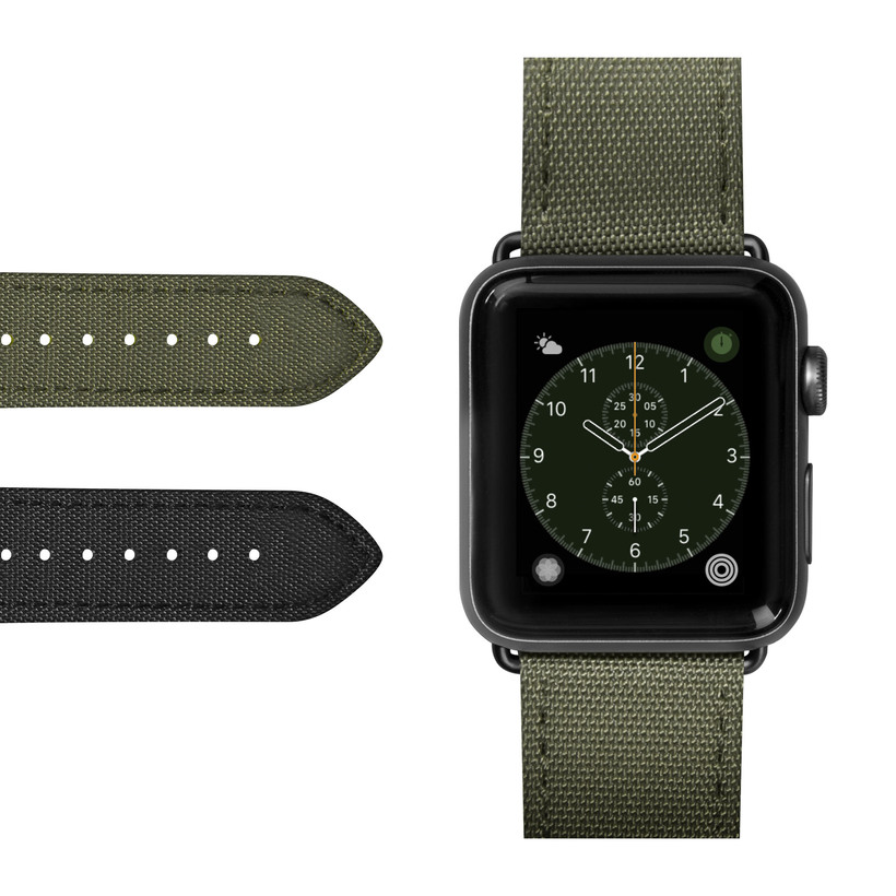 Dây Đeo LAUT Technical Watch Strap For Apple Watch Series 1/2/3/4/5/6/SE ( 44/42mm )