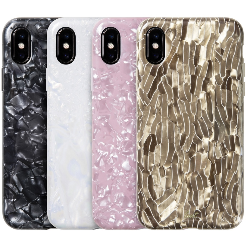 Ốp IPhone X/XS LAUT Pearl