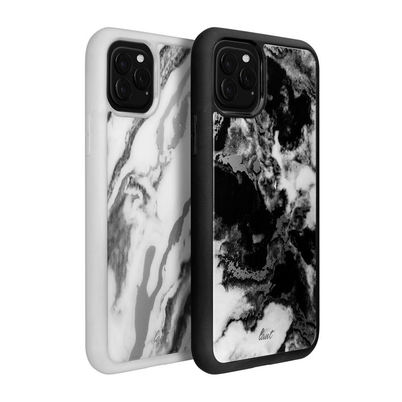 Ốp iPhone 11 Pro LAUT Mineral Glass