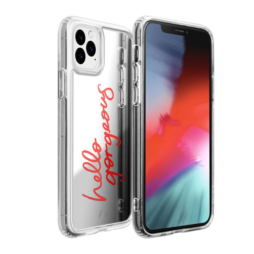 Ốp iPhone 11 Pro Max LAUT Mirror