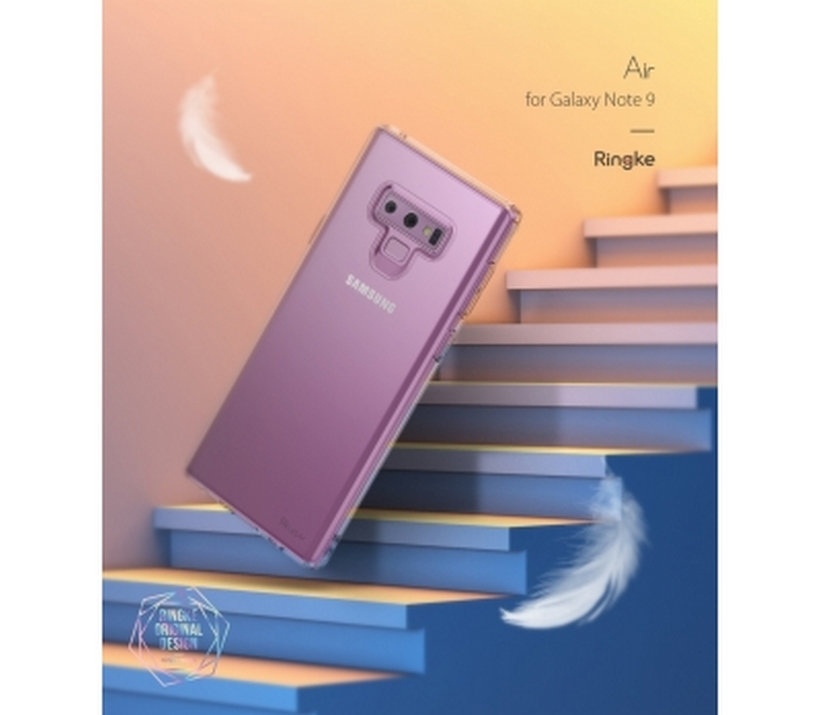Ốp Samsung Galaxy Note 9 Ringke Air