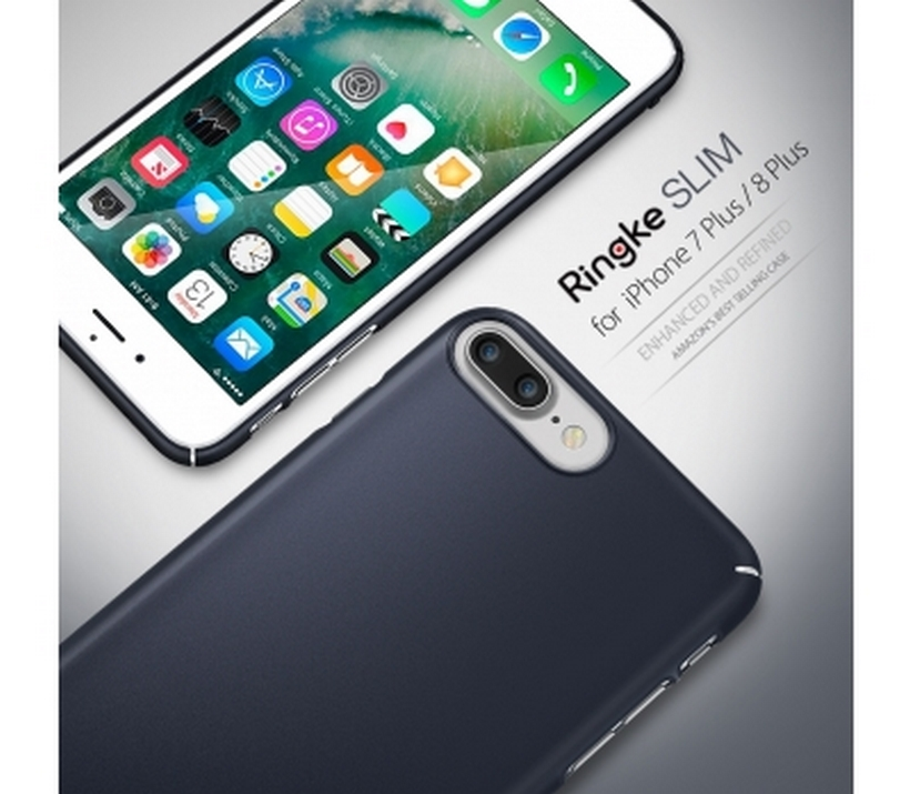 Ốp Iphone 7/8Plus Ringke Slim