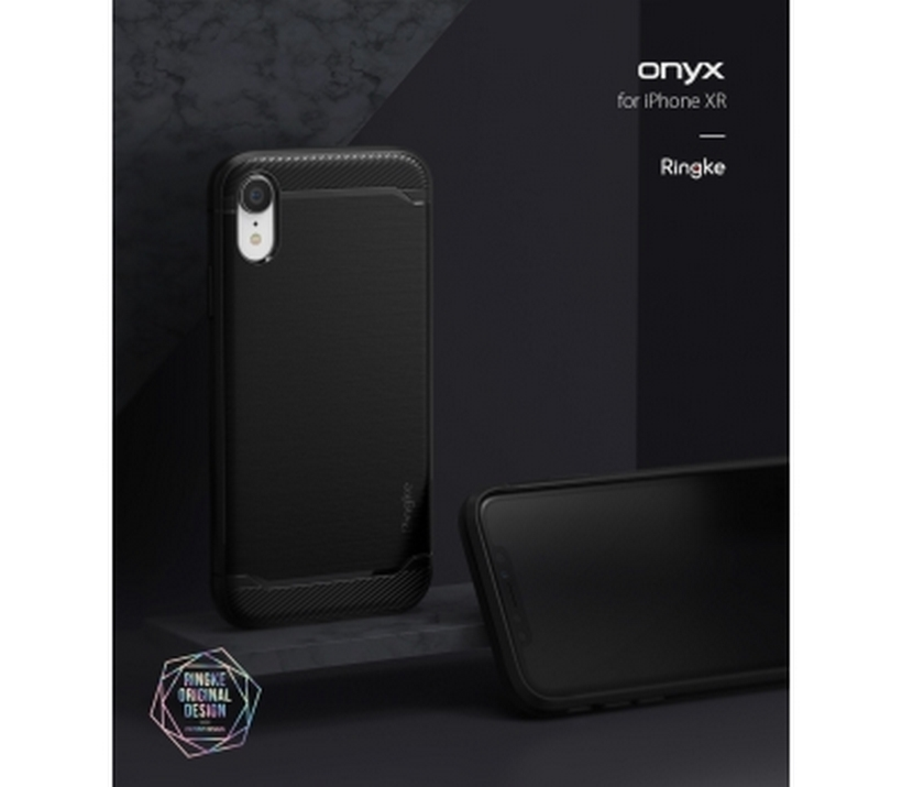 Ốp Iphone XR Ringke Onyx