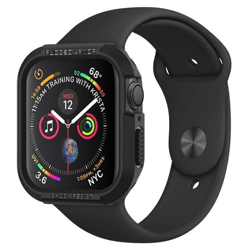 Ốp Spigen Apple Watch Series 5 / 4 (44mm) Case Rugged Armor