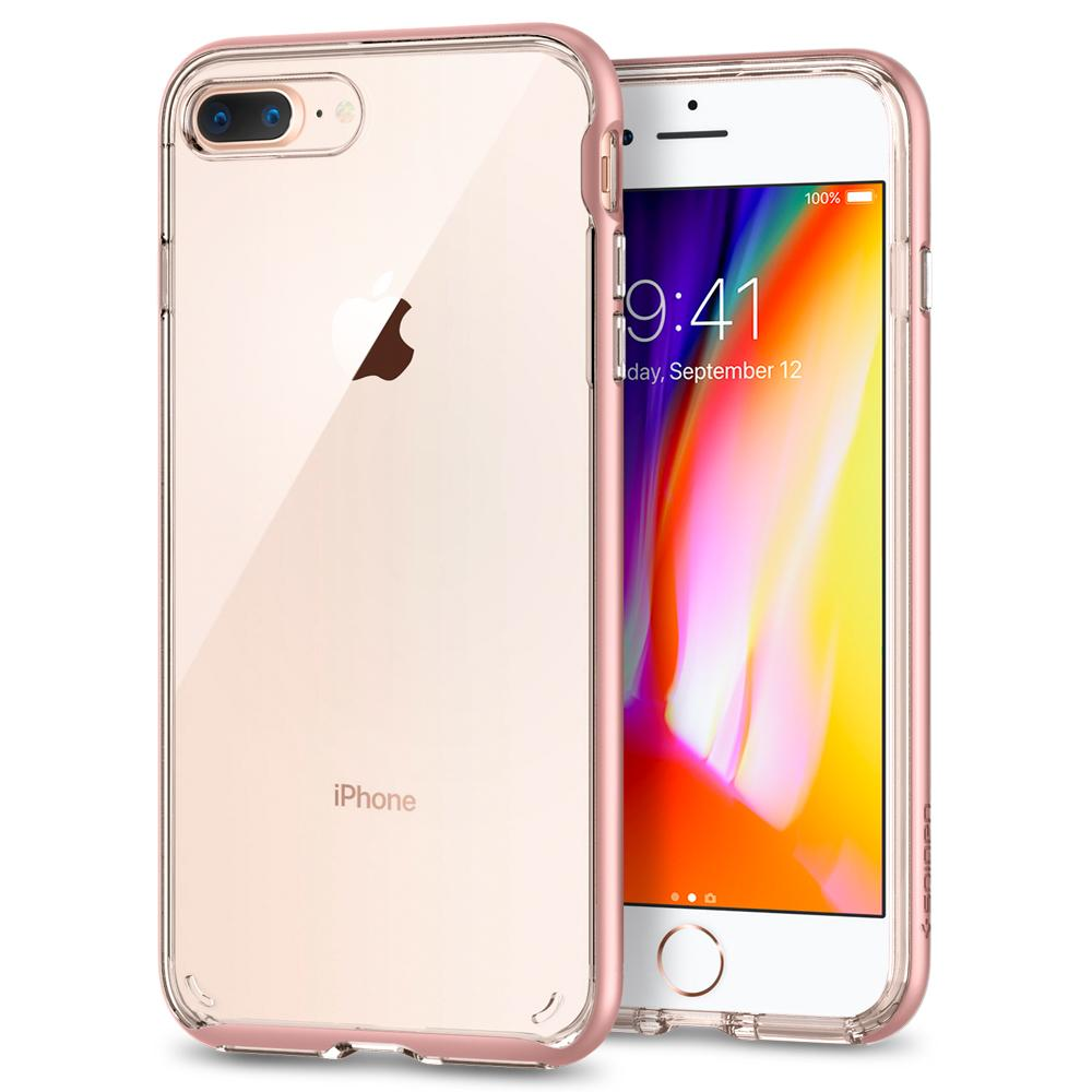 Ốp Lưng Iphone 7/8 Plus Spigen Neo Hybrid Crystal 2