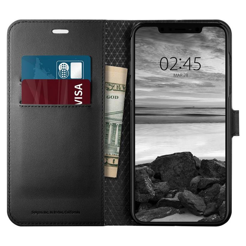 Ốp iPhone XS Max Spigen Wallet S