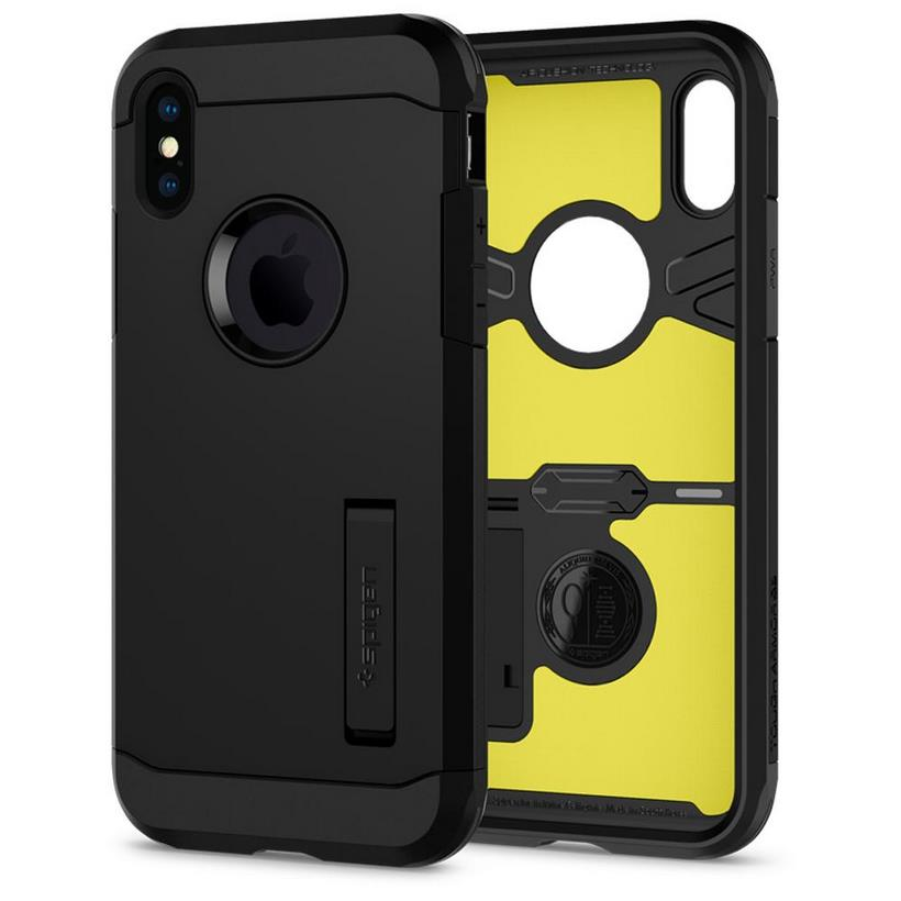 Ốp Lưng iPhone XS/X Spigen Case Tough Armor XP