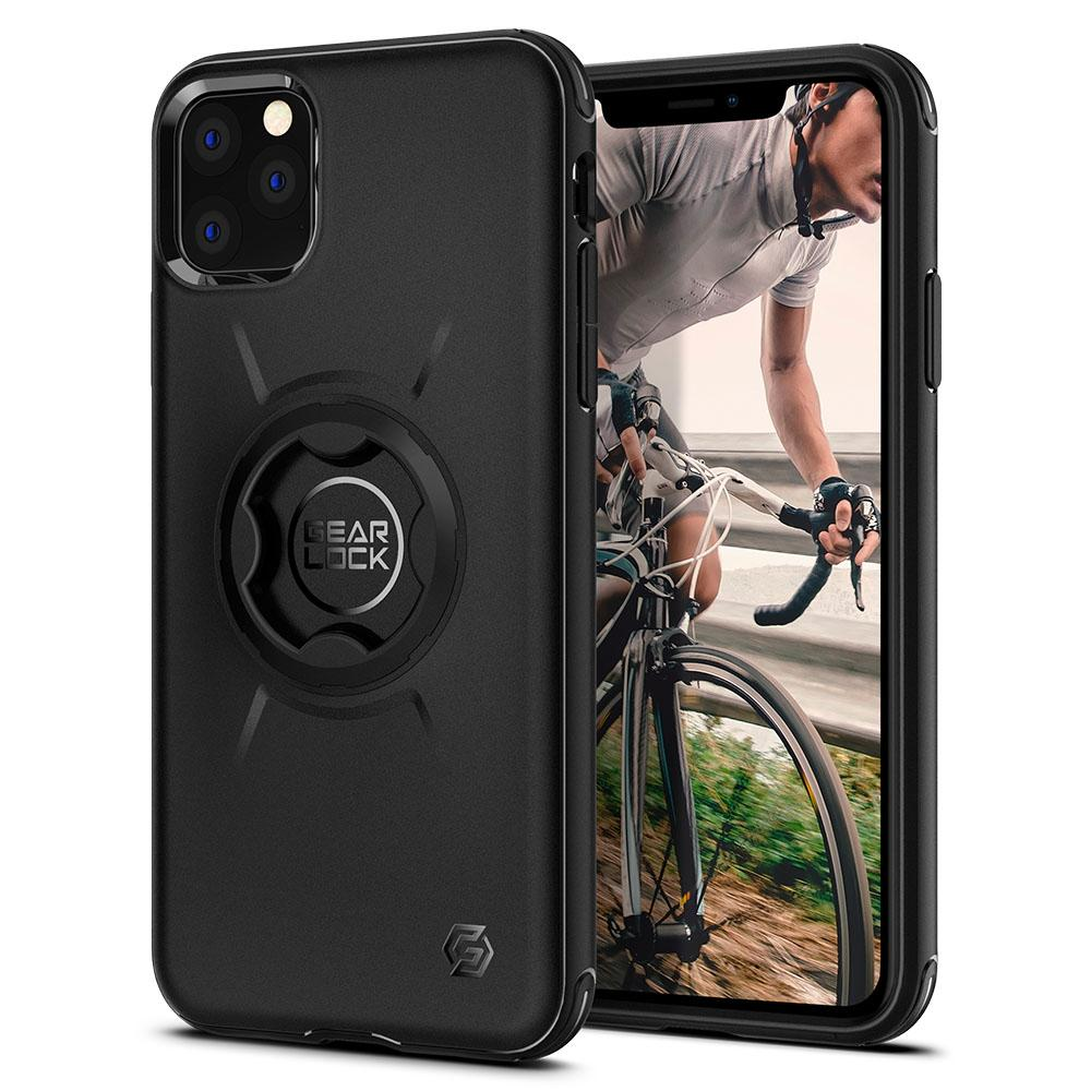 Ốp Lưng Spigen Gearlock iPhone 11 Pro Max Bike Mount