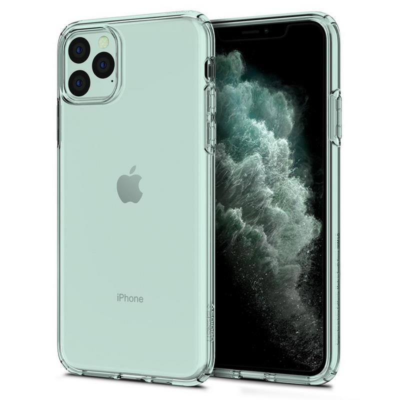 Ốp Lưng IPhone 11 Pro Max Spigen Liquid Crystal