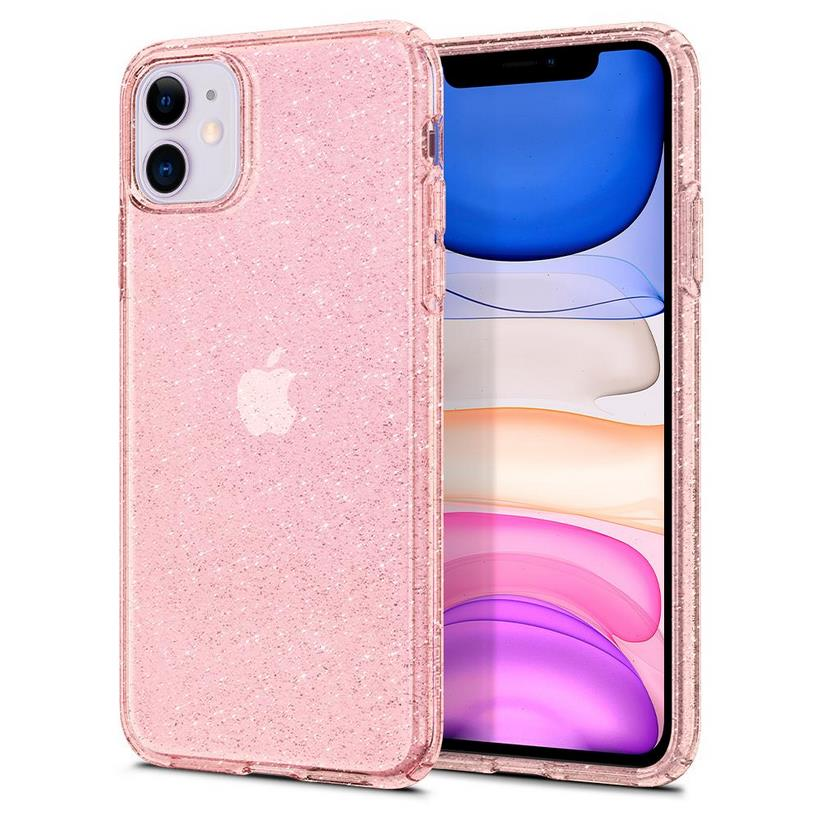 Ốp iPhone 11 Spigen Liquid Crystal Glitter