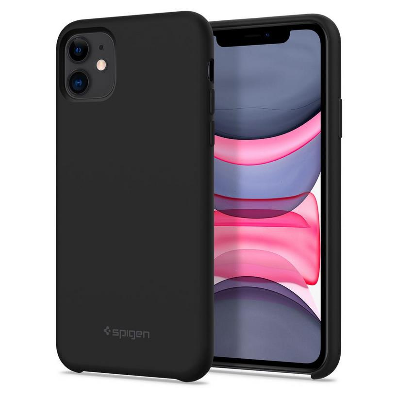 Ốp Spigen iPhone 11 Silicone Fit