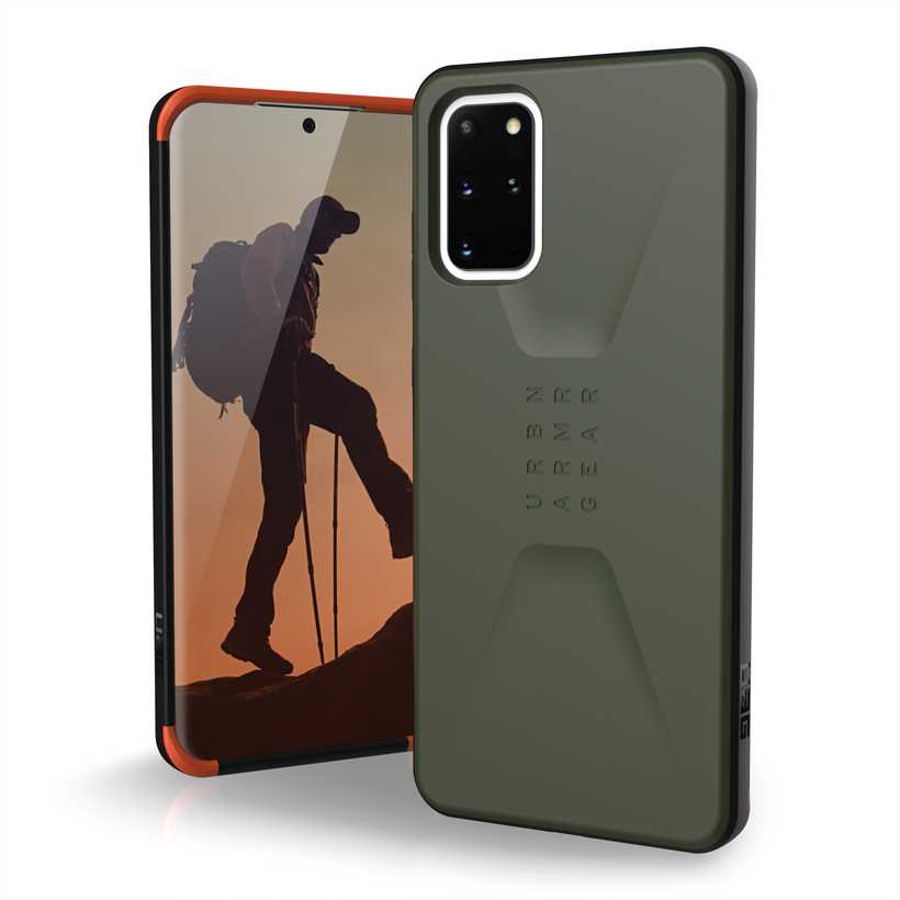 Ốp UAG Samsung Galaxy s20 Plus Civilian