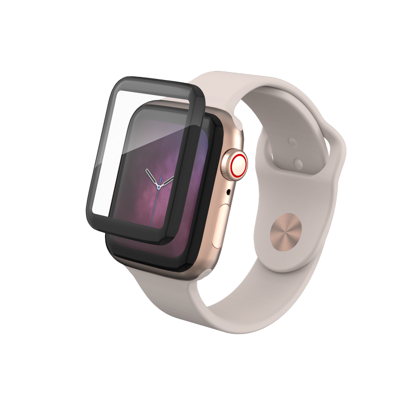 Kính cường lực Apple Watch Series 4 (40mm) Invisible Shield Curve Elite