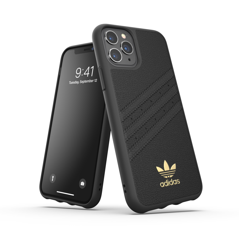 Ốp ADIDAS OR Moulded Case PU Premium FW20 For iPhone 12/12Pro