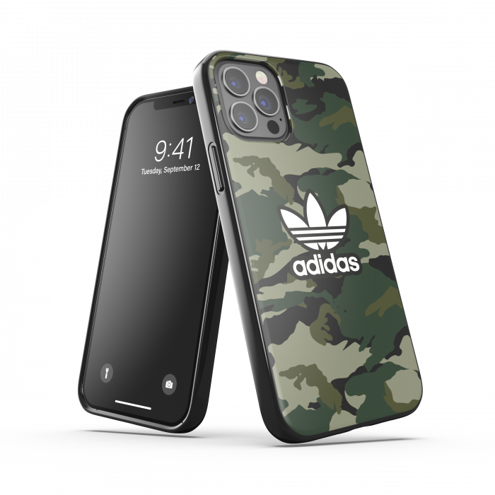 Ốp Adidas OR Snap Case Graphic Camo AOP FW20 for iPhone 12/ 12Pro