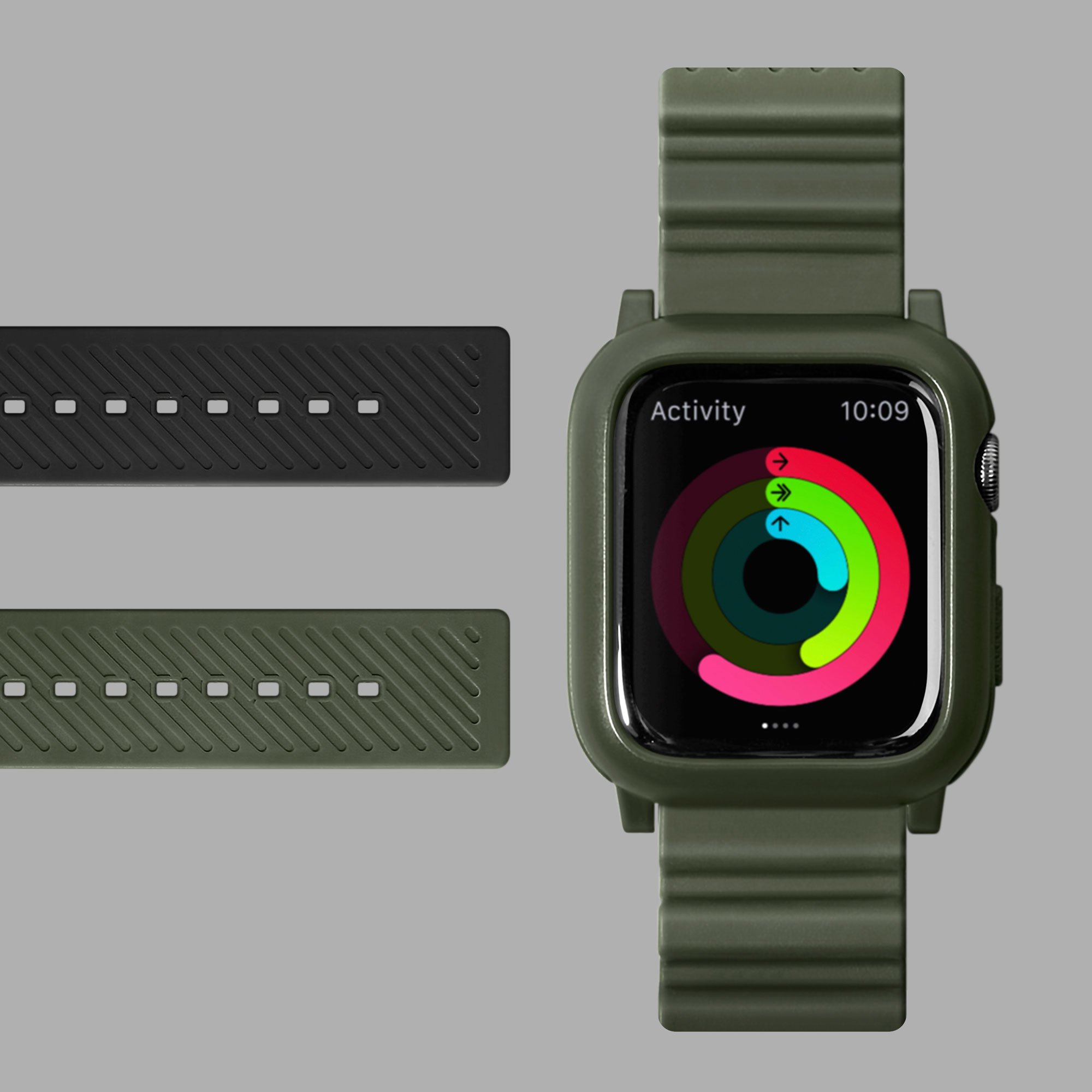 Dây Đeo LAUT (44/42mm) AW IMPKT Watch Strap For Apple Watch Series 4/5/6/SE