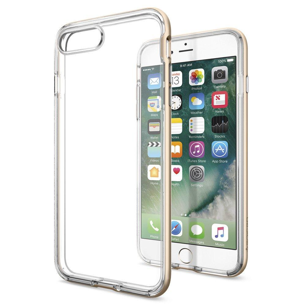 Ốp Spigen IPhone 7/8 Plus Case Neo Hybrid Crystal
