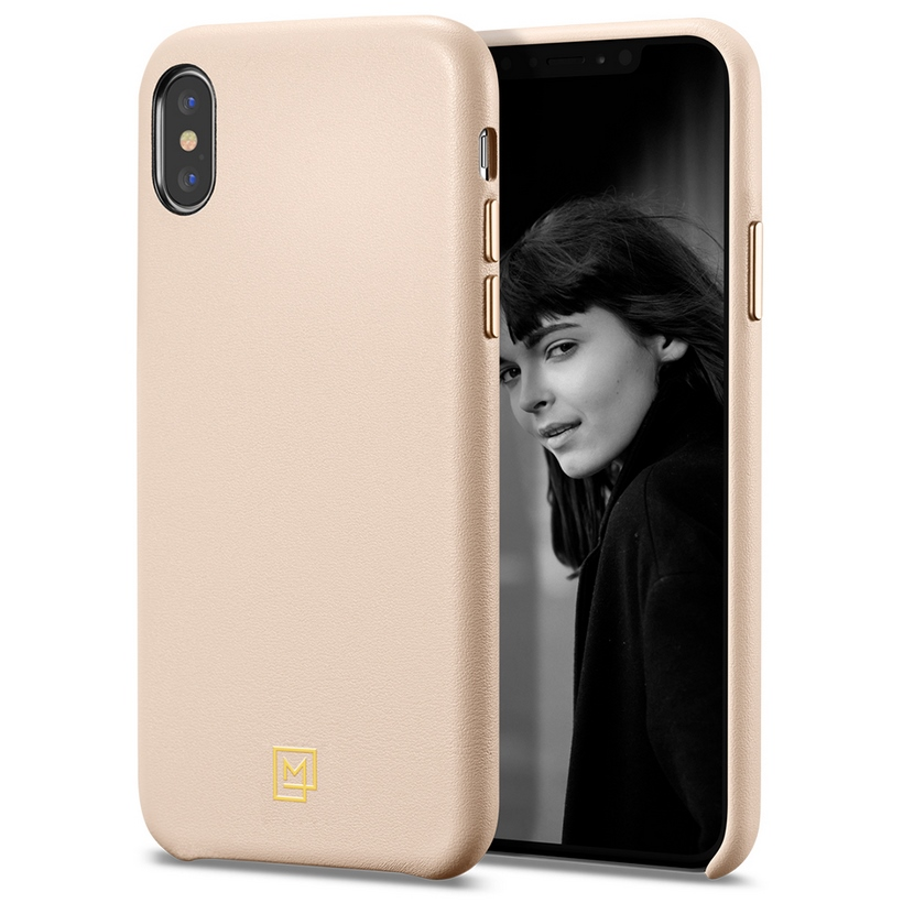 Ốp Iphone XS Spigen La Manon Calin