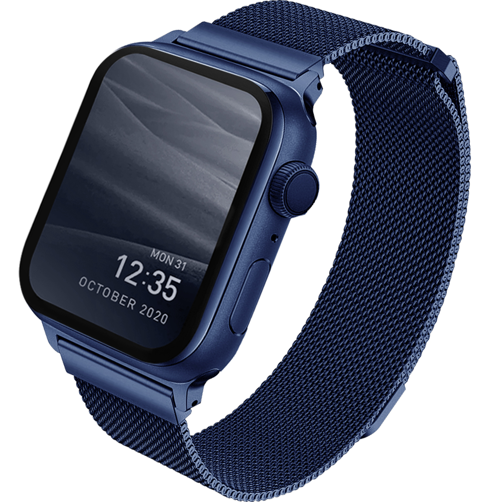 Dây Đeo UNIQ DANTE Apple Watch Mesh Steel Strap 42/44MM
